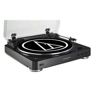 Audio-Technica AT-LP60BT Black