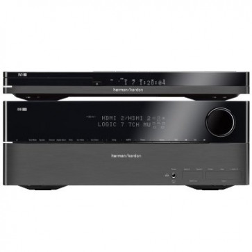 AV ресивер + DVD Harman/Kardon CINESPECIAL 29 Black
