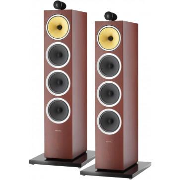 Напольная акустика B&W CM 10 S2 Rosenut