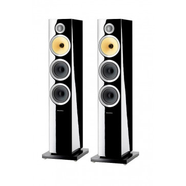 Напольная акустика B&W CM 8 S2 Gloss Black