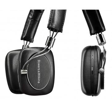 Накладные наушники B&W P5 Wireless Black