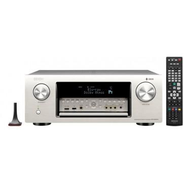 AV ресивер Denon AVR-X6400H Silver