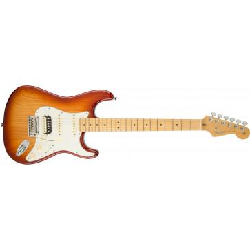 Электрогитара Fender American Standard Stratocaster Hss Shawbucker Rw Ssb