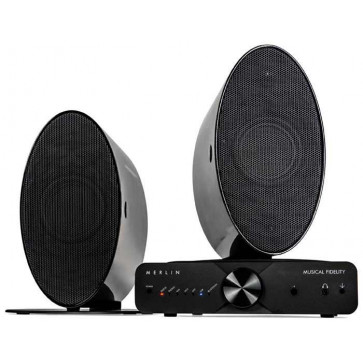 Минисистема HI-FI Musical Fidelity Merlin1 System Black