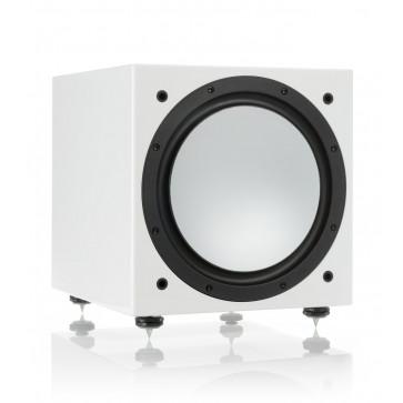 Сабвуфер Monitor Audio Silver W12 High Gloss White
