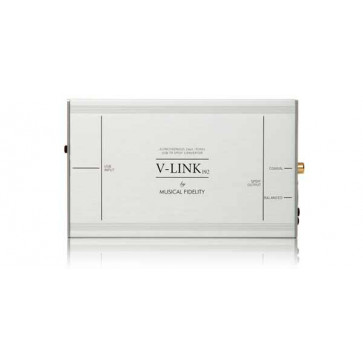 ЦАП Musical Fidelity V-LINK192 Silver