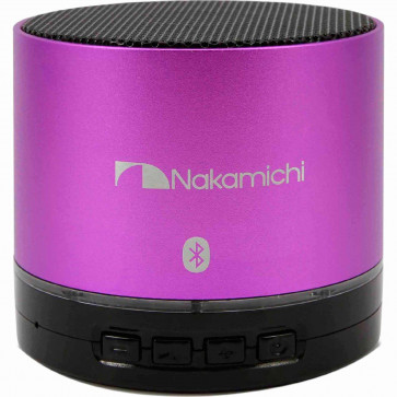 Минисистема HI-FI Nakamichi BT05S Purple