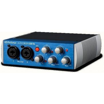 Аудиоинтерфейс PreSonus AudioBox USB 96 Studio