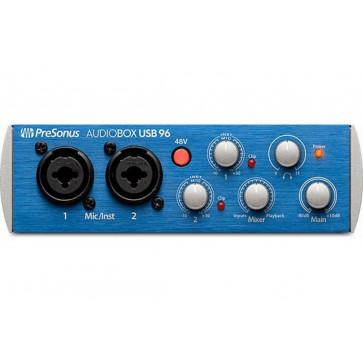 Аудиоинтерфейс PreSonus AudioBox USB 96