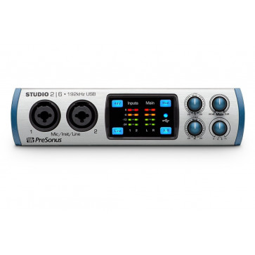 Аудиоинтерфейс PreSonus Studio 26