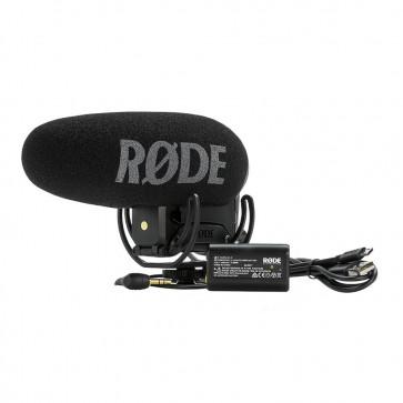 Накамерный микрофон RODE VideoMic Pro Plus