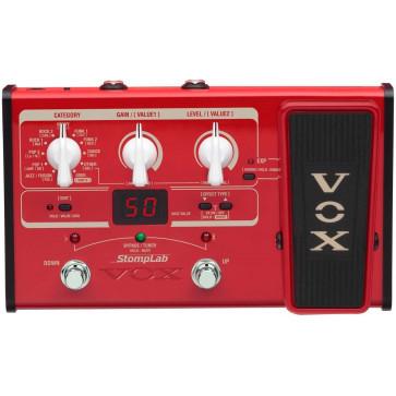 Мульти-эффект процессор VOX Stomplab 2B
