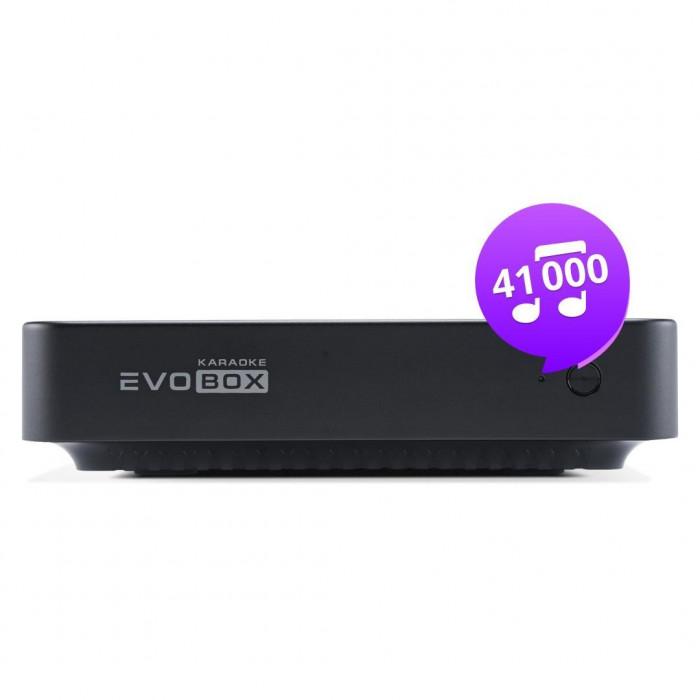 Караоке-система Studio Evolution EVOBOX Plus Black