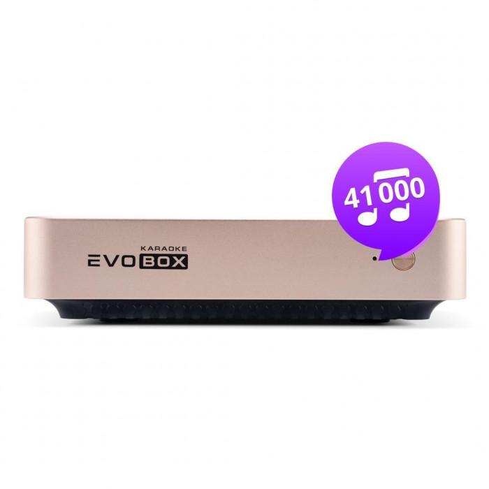 Караоке-система Studio Evolution EVOBOX Plus Gold