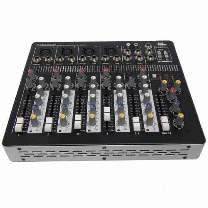 4all Audio MIP-6 Black