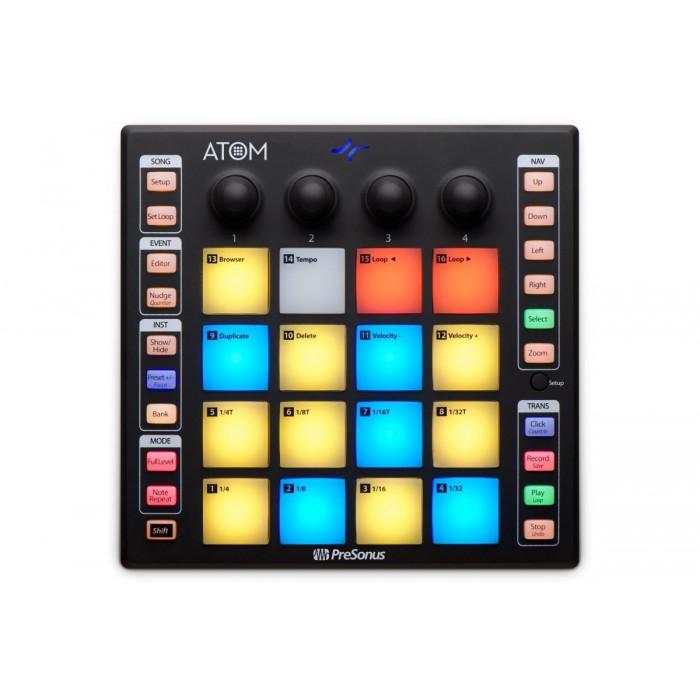 MIDI-контроллер PreSonus ATOM