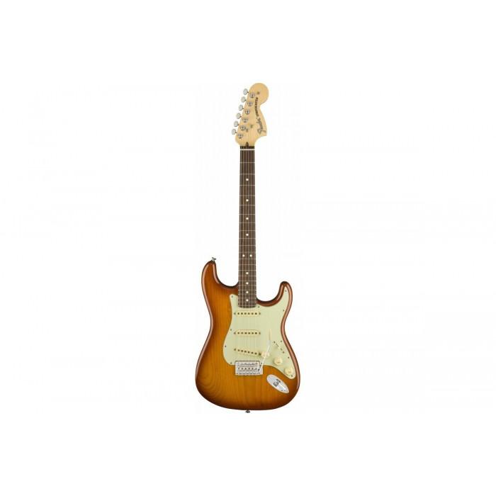 Электрогитара Fender AMERICAN PERFORMER STRATOCASTER RW HONEY BURST