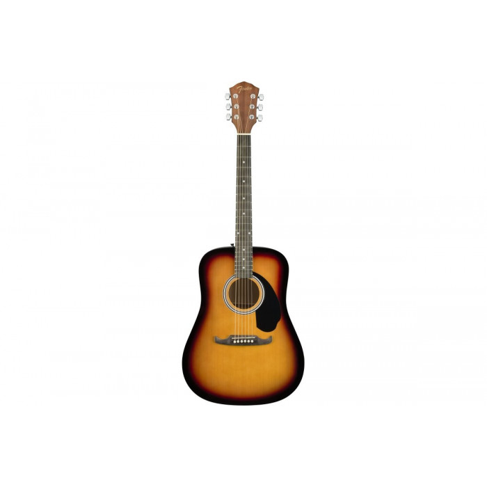 Акустическая гитара Fender FA-125 WN DREADNOUGHT ACOUSTIC SUNBURST