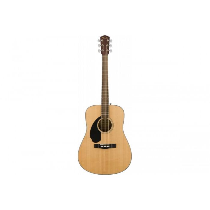 Fender Cd-60S Lh Wn Natural