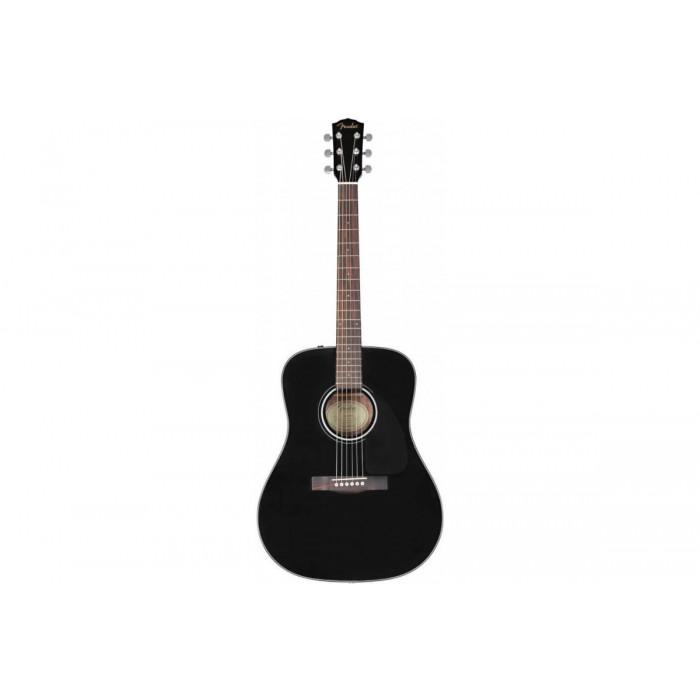 Fender Cd-60 V3 Wn Black