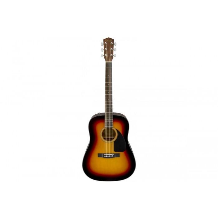 Fender Cd-60 V3 Wn Sunburst