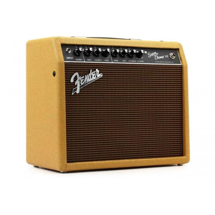 Fender Super Champ X2 Ltd Tweed