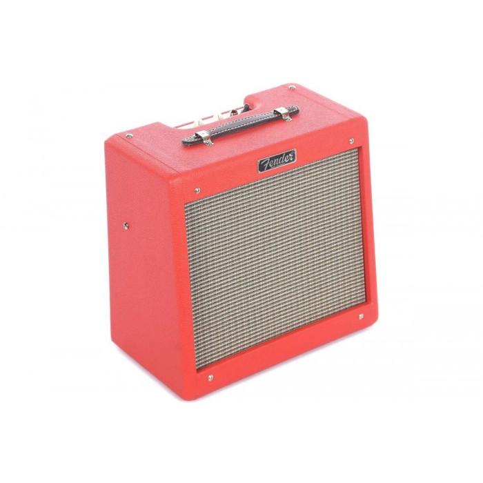 Fender Pro Junior Iv Ltd Red