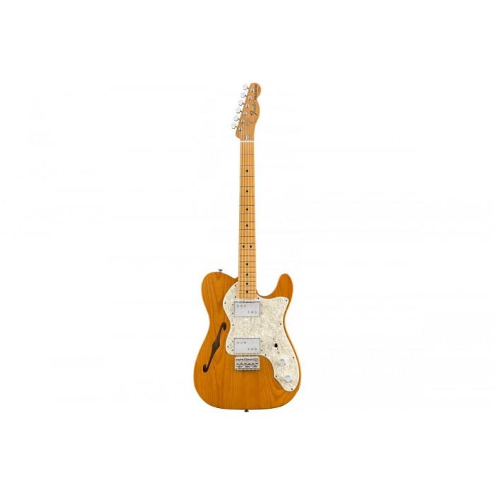 Fender Vintera '70S Telecaster Thinline Mn Aged Natural