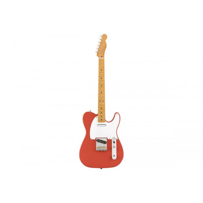 Fender Vintera '50S Telecaster Mn Fiesta Red