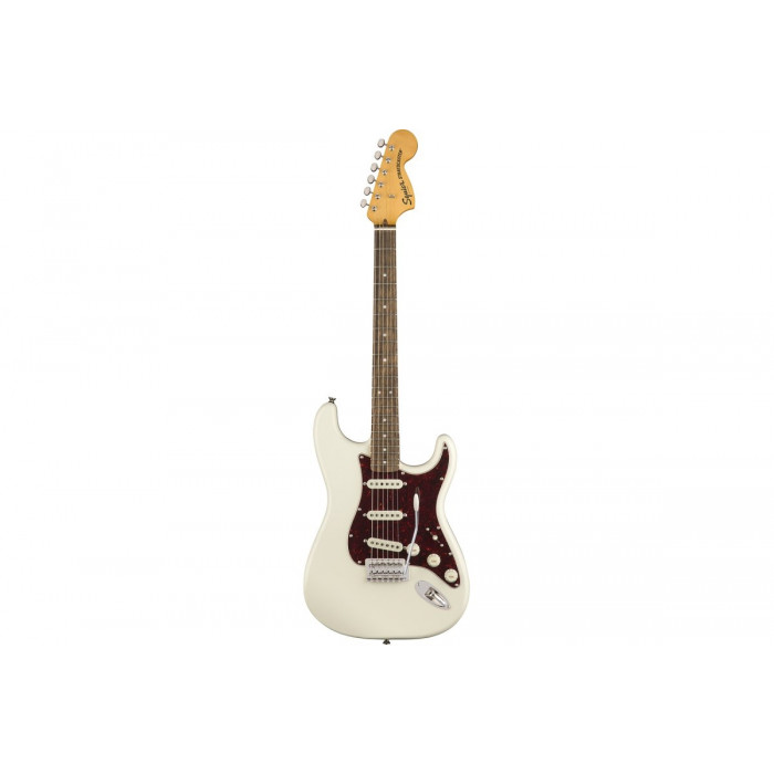 Squier By Fender Classic Vibe '70S Stratocaster Lr Olympic White