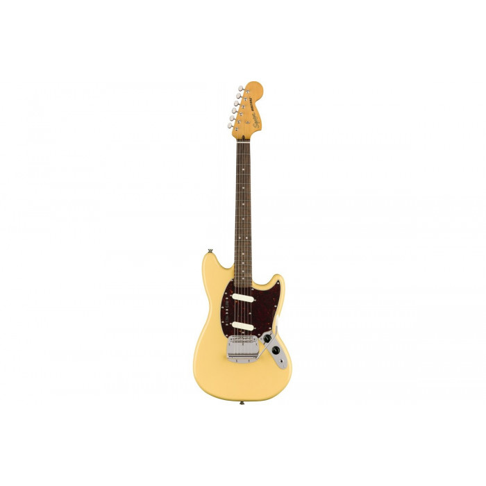 Squier By Fender Classic Vibe '60S Mustang Lr Vintage White