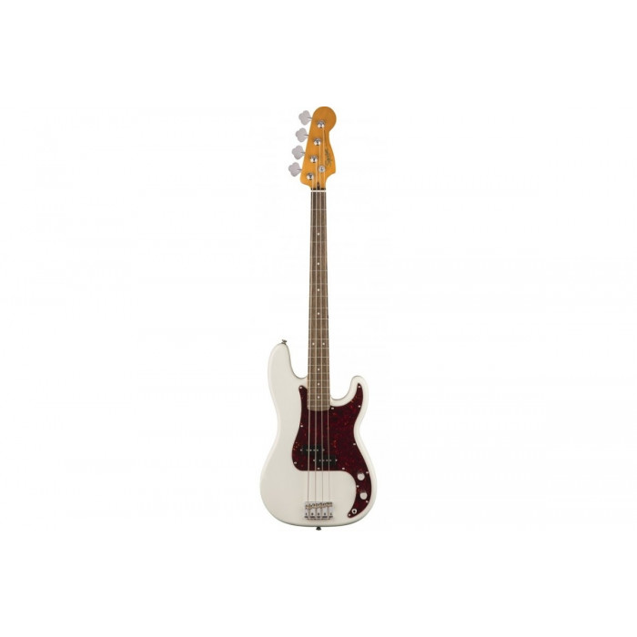 Squier By Fender Classic Vibe '60S Precision Bass Lr Olympic White