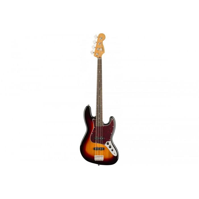 Squier By Fender Classic Vibe '60S  Jazz Bass Lr 3-Color Sunburst