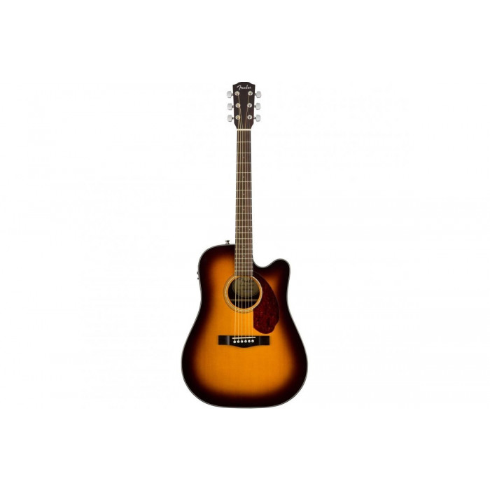 Fender Cd-140Sce Sunburst Wn