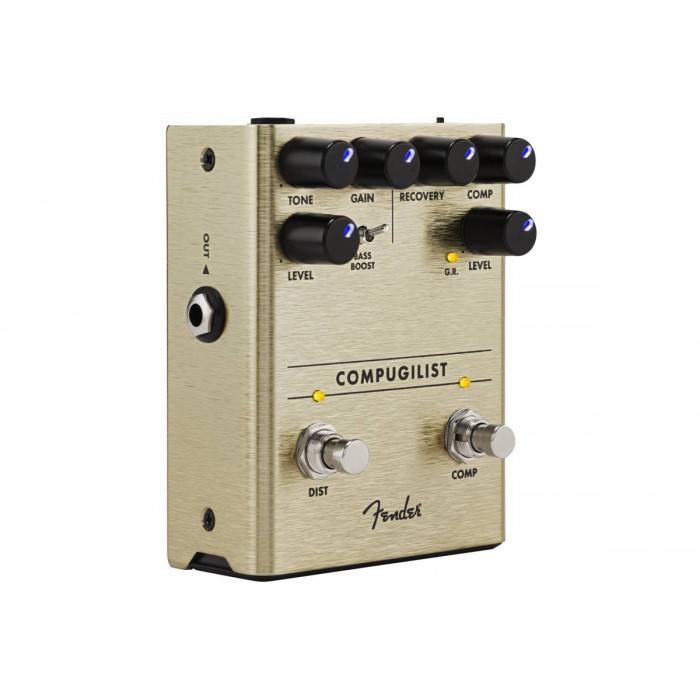 Fender Pedal Compugilist Compressor/Distortion