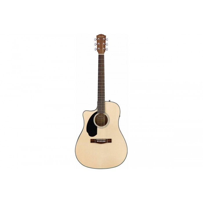 Fender Cd-60Sce Left Handed Natural