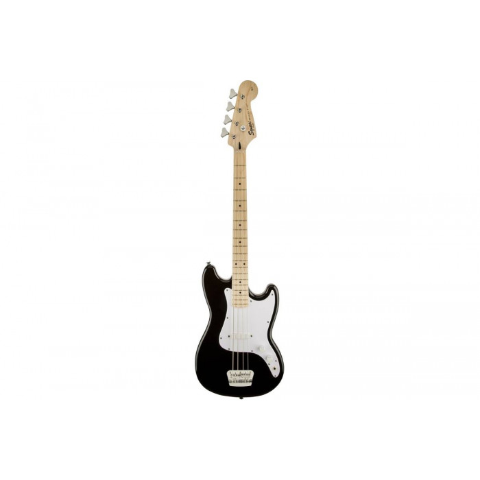 Squier By Fender Affinity Bronco Bass Mn Black