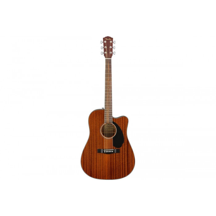 Fender Cd-60Sce Dreadnоught Mahogany Wn