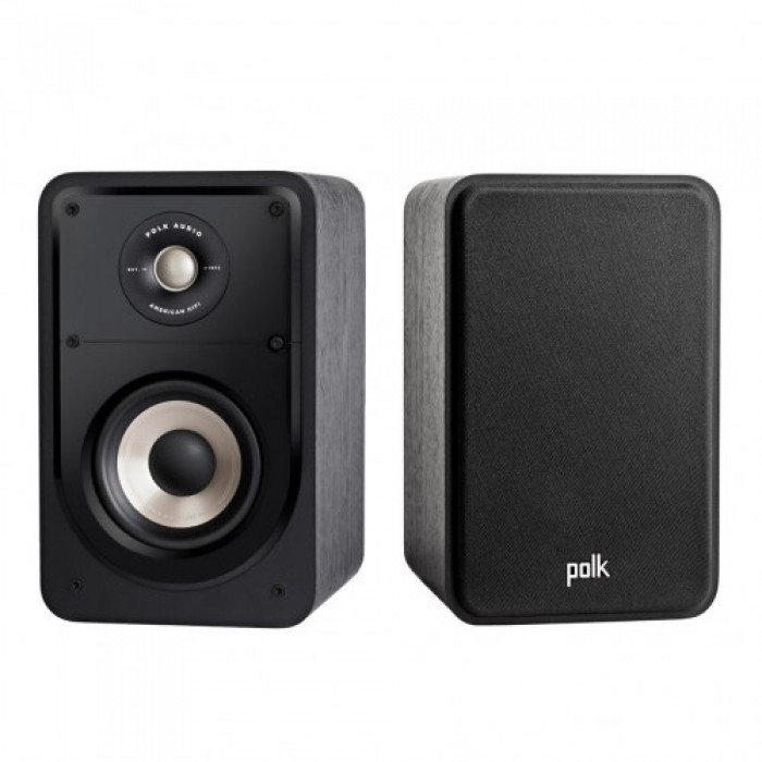 Полочная акустика Polk Audio S15e Black