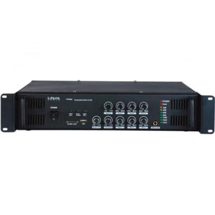 Трансляционный усилитель 4all Audio 4AA-Y8060 Black