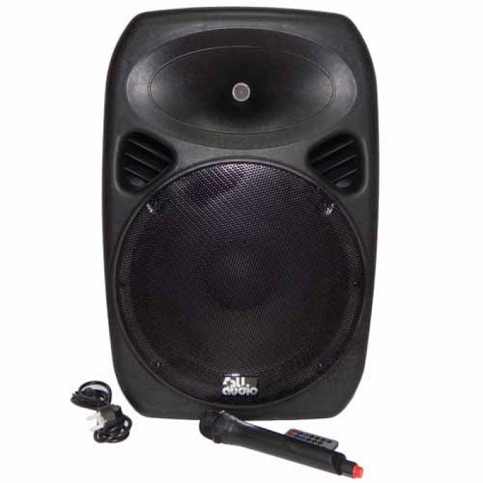 Активный Топ 4all Audio LSA-15-BAT Black