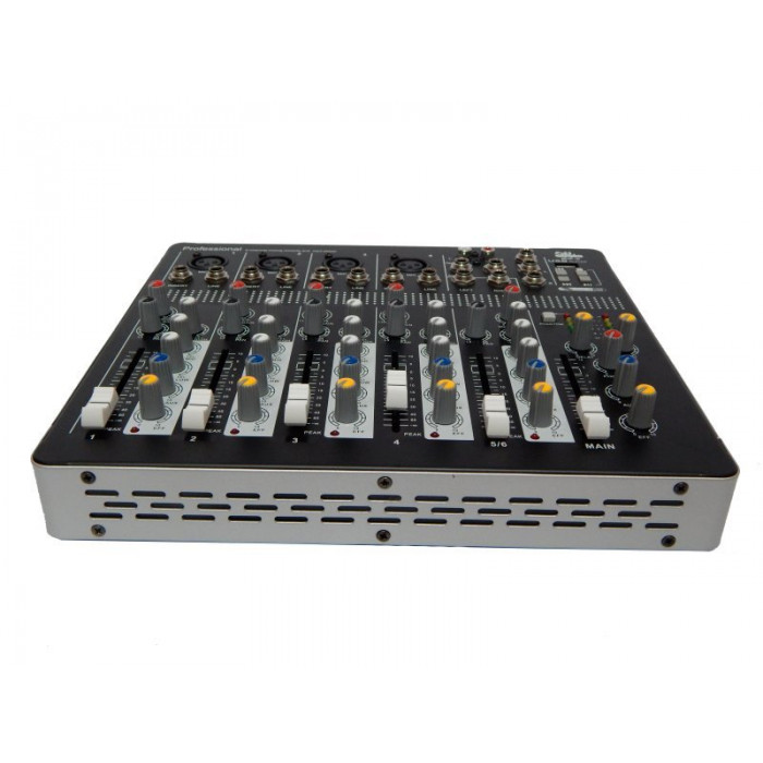 4all Audio MIP-8 Black