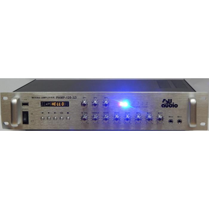 Трансляционный усилитель 4all Audio PAMP-120-3Zi SIlver