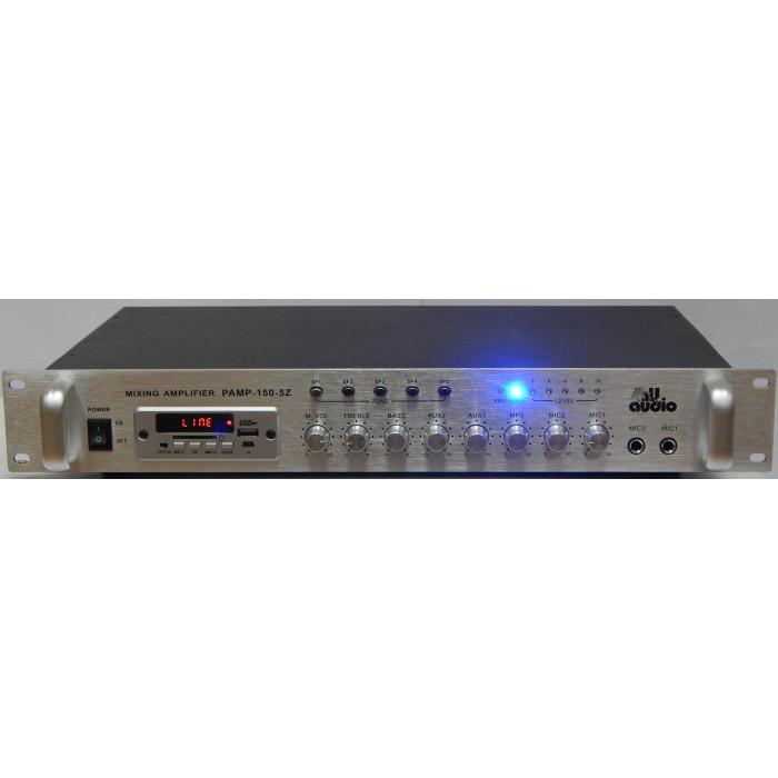 Трансляционный усилитель 4all Audio PAMP-150-5Z SIlver