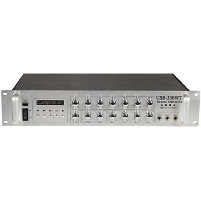 Трансляционный усилитель 4all Audio PAMP-360-5Zi SIlver