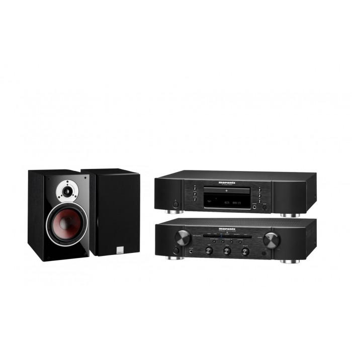 Стереокомплект Marantz CD5005 + Marantz PM5005 + DALI  Zensor 3