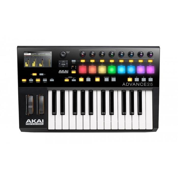 MIDI контроллер AKAI ADVANCE25