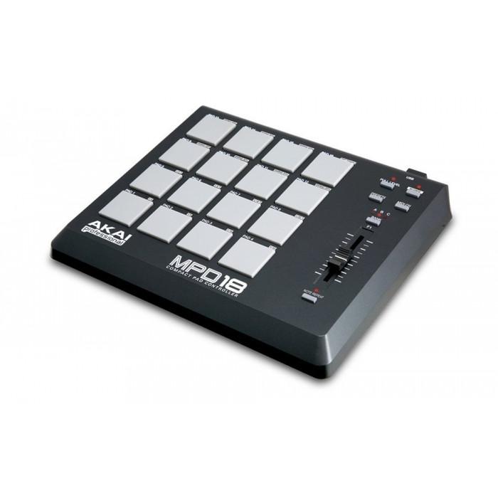 Контроллер AKAI MPD18