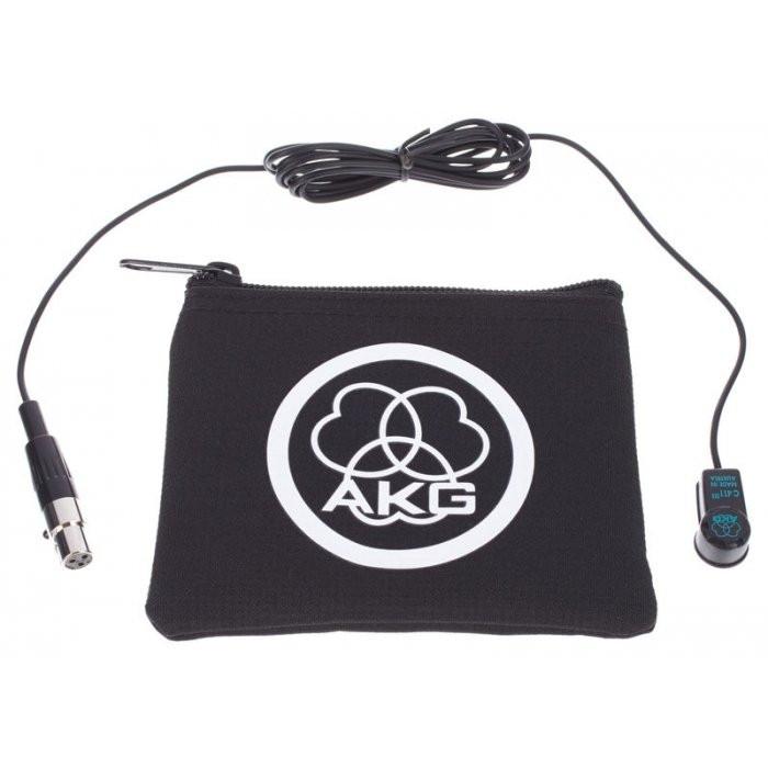 Инструментальный микрофон AKG C411 L