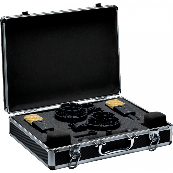 Комплект студийных микрофонов AKG C414 XLII MATCHED PAIR